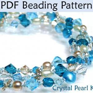 Beading Pattern Tutorial - Pearl Kn..
