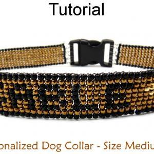 Beading Tutorial Pattern Dog Cat Co..
