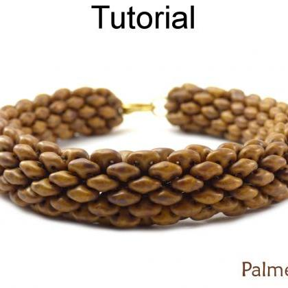 Beading Tutorial Pattern - SuperDuo..